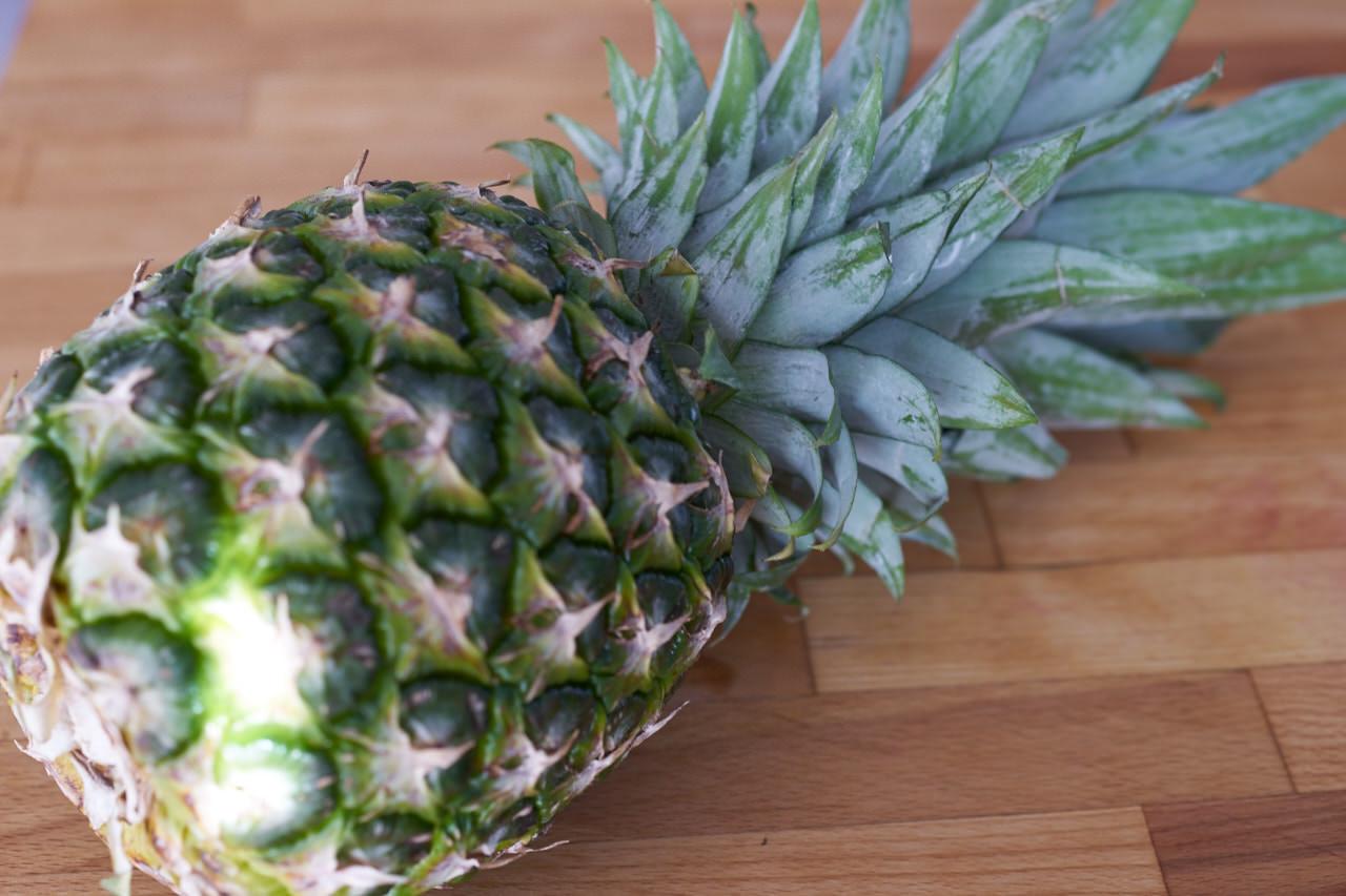 Ananas Zutat für Säfte