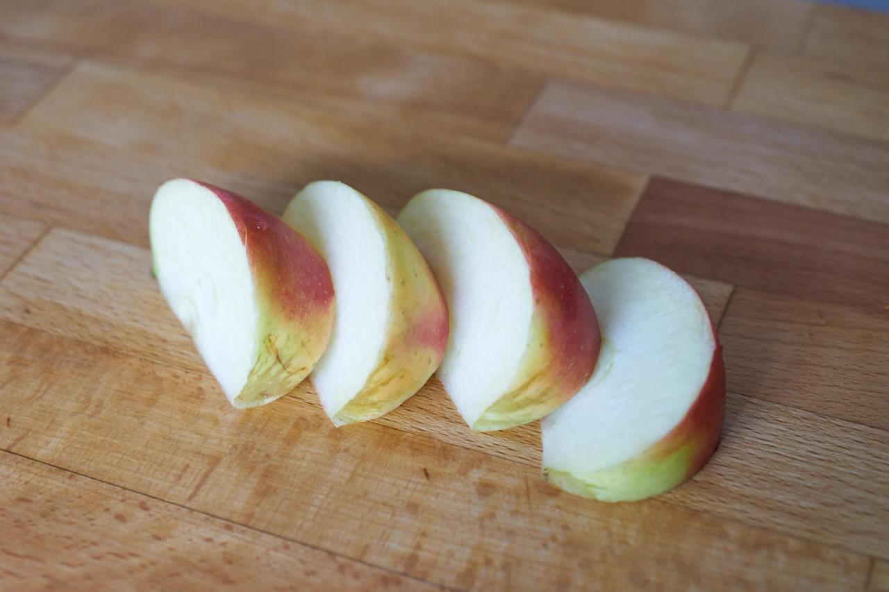 Apfel Saftzutat