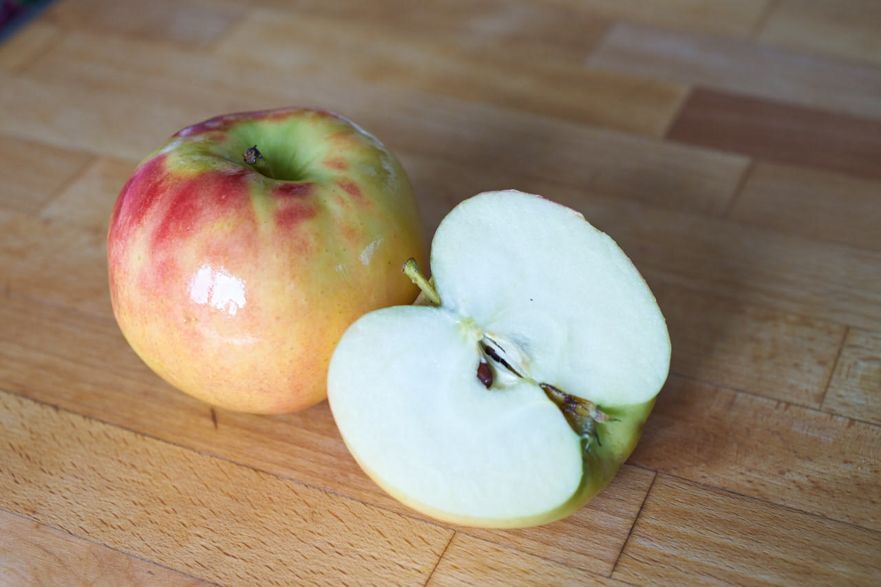 Apfel Zutat für Säfte