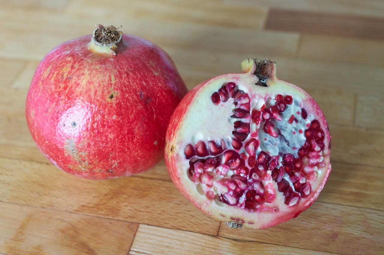 Granatapfel Zutat für Säfte