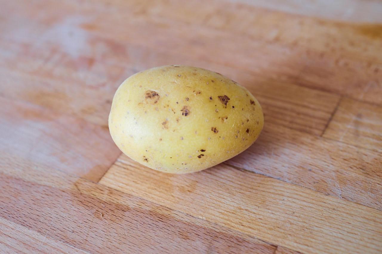 Kartoffel Zutat für Säfte