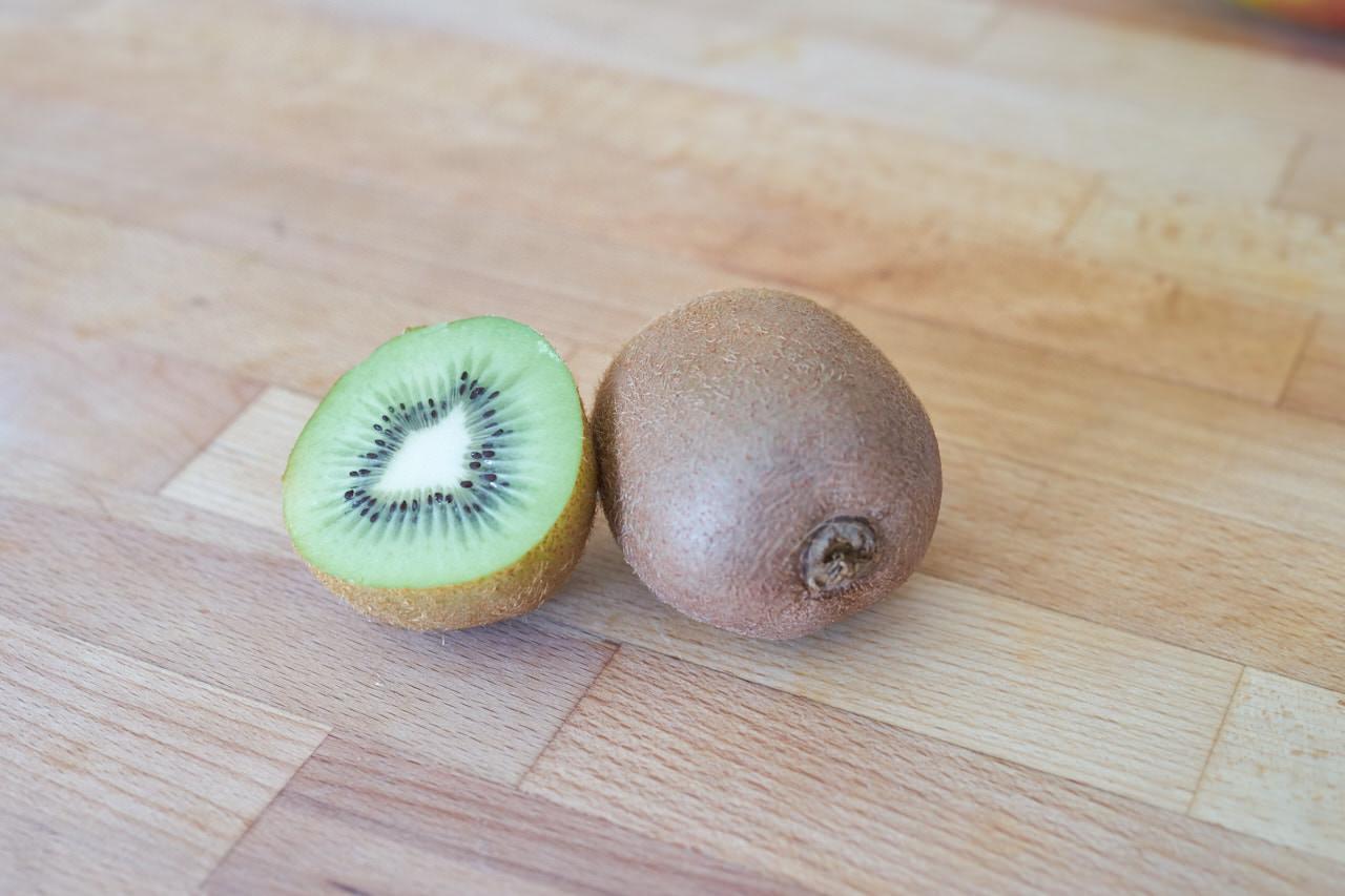 Kiwi Zutat für Säfte