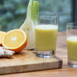 Ingwer-Shot Fenchel Orange
