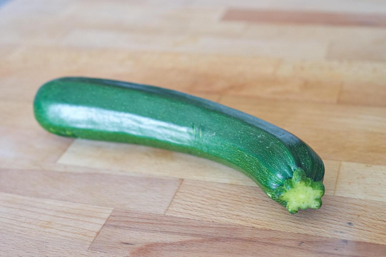 Zucchini Zutat für Säfte